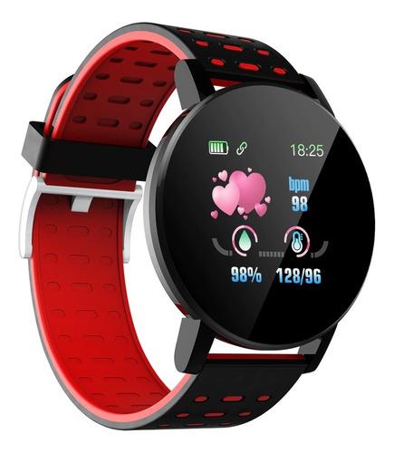 Reloj Inteligente Smart Watch Smart Band 119 Plus Ejercicio