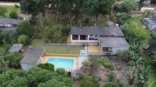 Imagem 1 de 10 de Chacara À Venda 2.000m2 Vale Verde Suzano Ch-0003