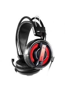Headset Gamer Ehs013re Red Cobra