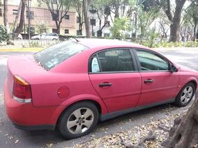 Chevrolet Vectra 2003 Rojo 2.2 Piel