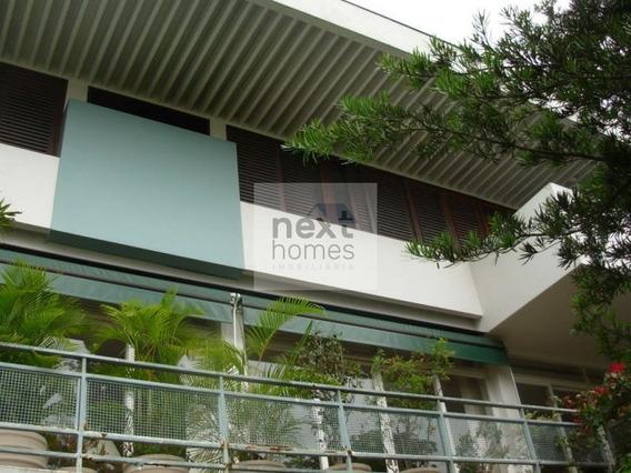 Casa 4 Suites Fino Acabamento Jardim Guedala - Nh32549