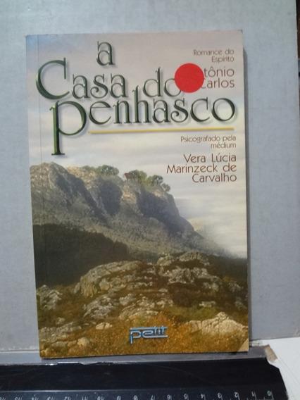 Livro A Casa Do Penhasco Vera Lúcia Marinzeck De Carvalho