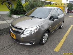 Chevrolet Sail Ls 1.4 Mt Sedan Aa