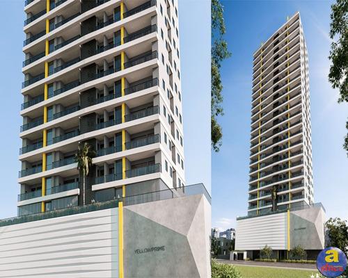Imagem 1 de 2 de Apartamento 3 Suítes, 2 Vagas De Garagem No Perequê Em Porto Belo/sc - Imobiliária África - Ap00447 - 69741943