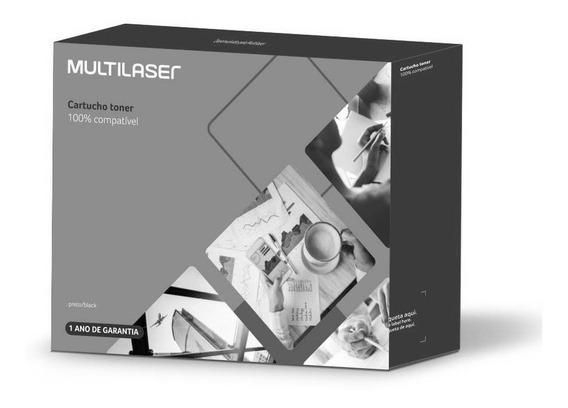 Toner Compatível Hp | 285 | 435 |436 Multilaser - Ct011