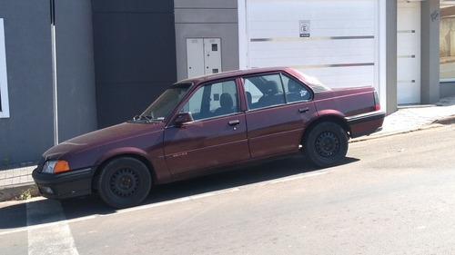 Chevrolet Monza 2.0 Álcool Efi