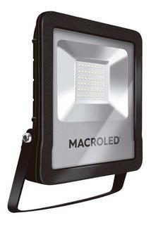 Reflector De Led 100w 240v 8950lm 3000k Ip65 Macroled