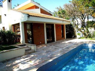 Casa Em Jardim Guedala, São Paulo/sp De 403m² 3 Quartos À Venda Por R$ 2.100.000,00 - Ca146741