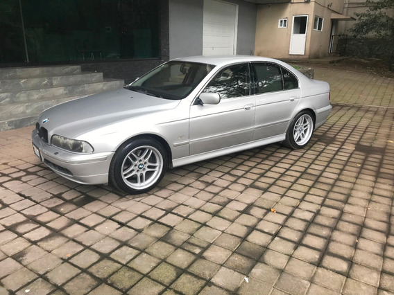 Bmw 540 V8 Security 4.2 Blindado De Planta 2001 (impecable)