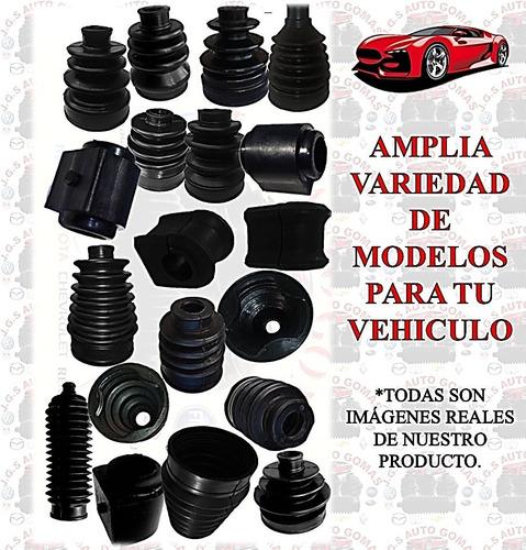 Kit Goma Tripoide Chevrolet Spark Rueda Caja + Flejes Gratis