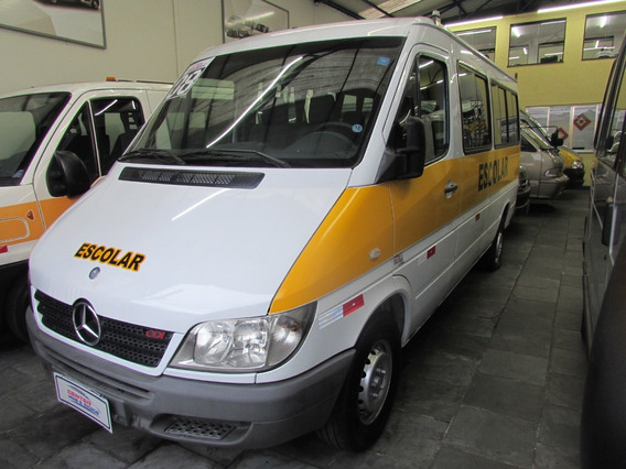 Mercedes-benz Sprinter Escolar 2008 313cdi