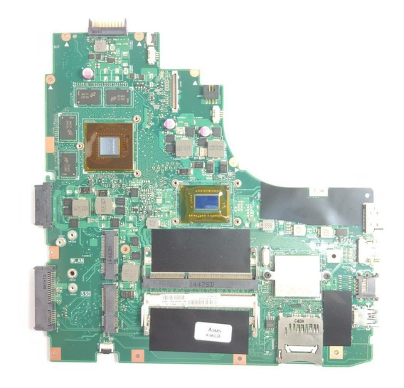 Placa Mãe Asus K46cm S46c Intel I7 Sr0n6 Com Vídeo Dedicado