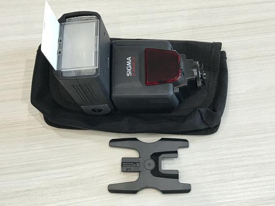 Flash Sigma Ef-610 Dg St Para Nikon