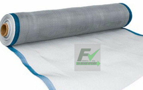 Angeo Mosquitero Nylon Plast X 0.60 X 30 Mts Gris Claro