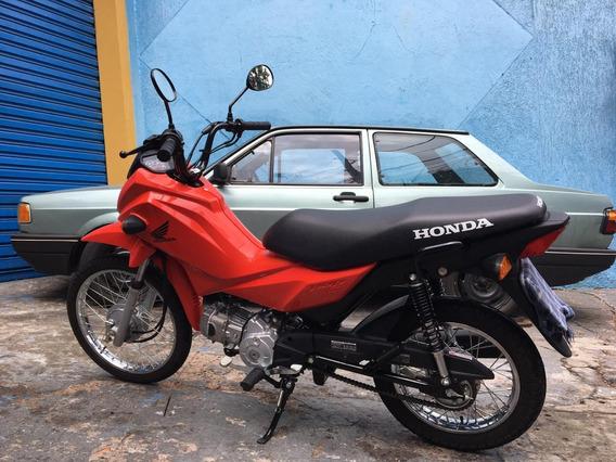 Honda Pop 110i 2018