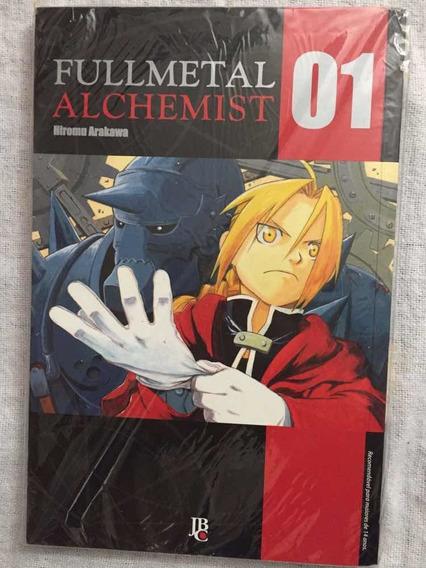 Mangá Fullmetal Alchemist 1 Vol