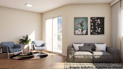 Apartamento Com 1 Dormitório À Venda, 61 M² - Vila Madalena - São Paulo/sp - Ap1275