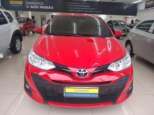 Toyota Yaris 1.3 16v Flex Xl Multidrive 2019/2019