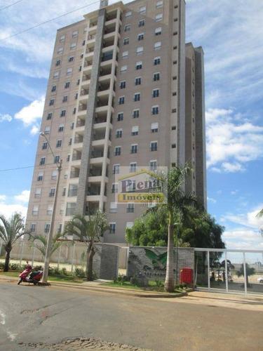 Imagem 1 de 30 de Apartamento Com 3 Dormitórios À Venda, 108 M² Por R$ 660.000 - Jardim Consteca - Sumaré/sp - Ap1232