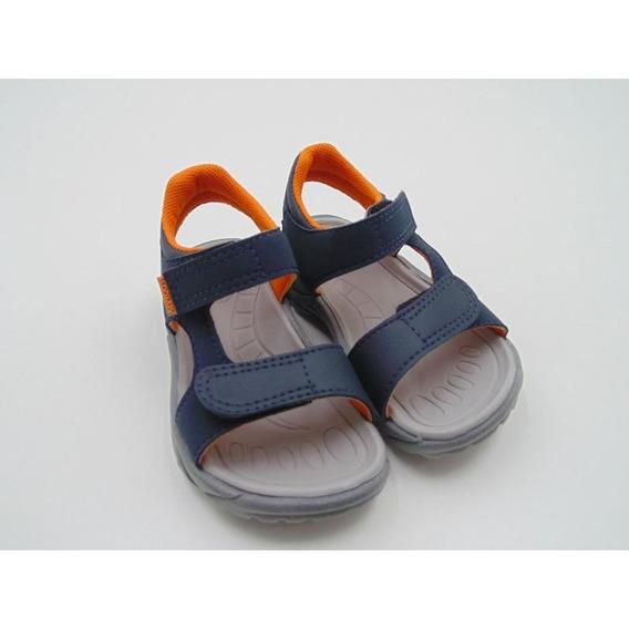 Sandália Papete Bloompy Infantil Casual C Regulagem 2403-02