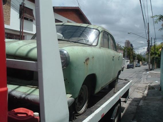 Aero Willys Bolinha 1962 - Perfeito Para Hotrod