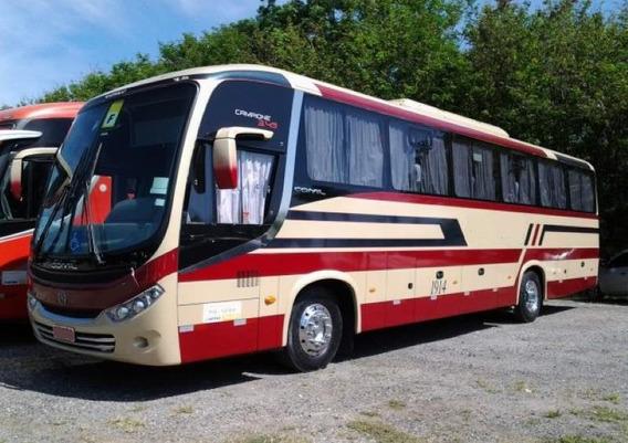 Ônibus Comil Campione 3 45 Mercedes Of 1724-completo Ú Dono