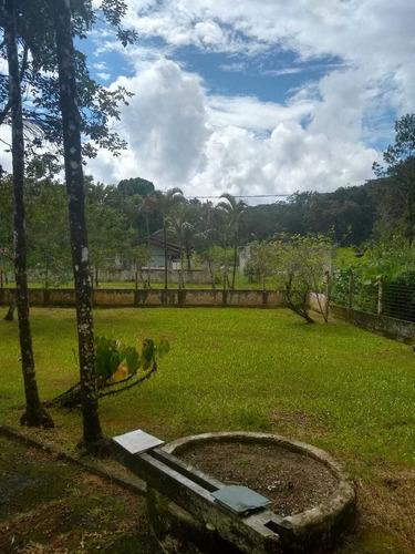 Imagem 1 de 14 de Linda Chácara Em Itanhaém