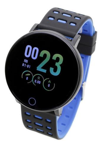 Smartwatch Zafira D19 - Cardíaco Llamada Redes Pasos Presión