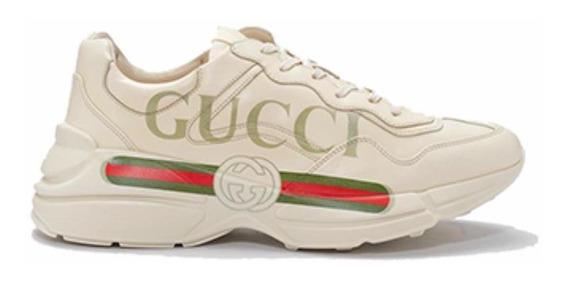 Ténis Gucci Rhyton Unisex + Frete Grátis