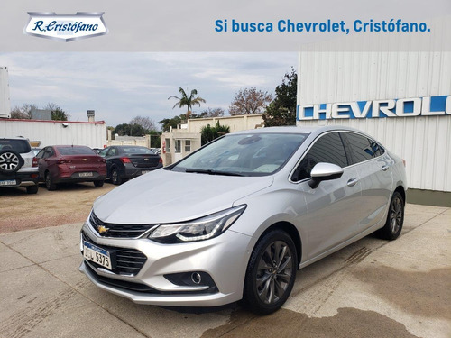 Chevrolet Cruze Ltz 2017 Impecable!