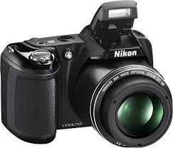 Camera Nikon L810 Pouco Tempo De Uso