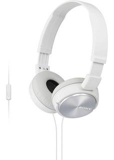 Fone De Ouvido Sony Mdrzx310ap Branco
