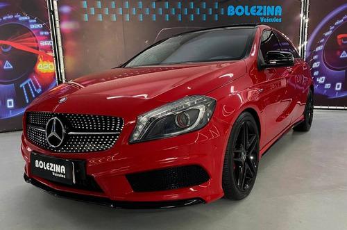 Imagem 1 de 15 de Mercedes-benz Classe A A 250 Sport Turbo Gasolina 4p Aut...