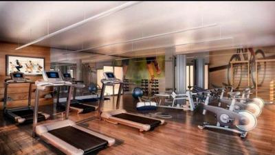 Apartamento Super Decorado, Royal Park 90 M² Em Alphaville - Ap1624
