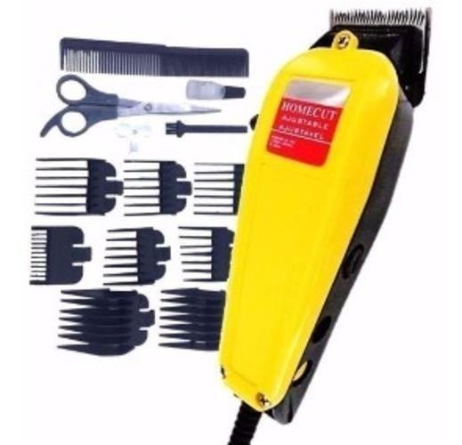 Maquina De Cabelo Barba Aparador Profissional 110v Ou 220v