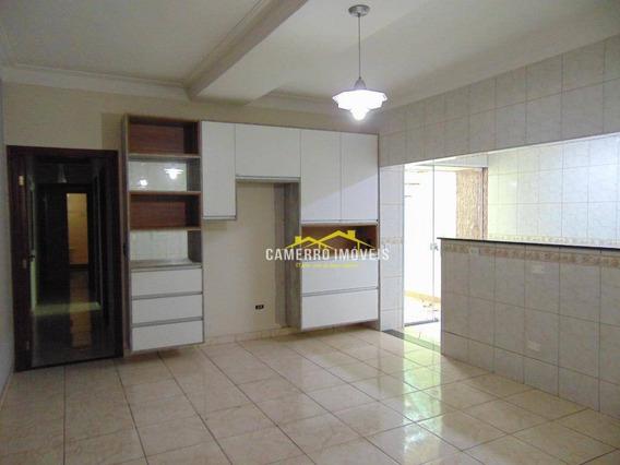 Casa Com 3 Dormitórios Para Alugar, Por R$ 1.500/mês - Jardim Brasília - Americana/sp - Ca2236