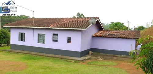 Imagem 1 de 14 de Chácara Para Venda Em Pedra Bela, Zona Rural, 2 Dormitórios - 1004_2-1186187