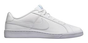 Tênis Masculino Nike Court Royale Couro 749747-111