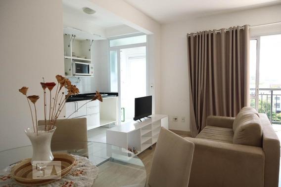 Apartamento Para Aluguel - Centro, 1 Quarto, 48 - 893010524