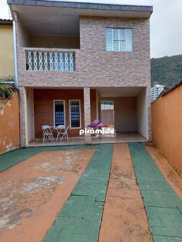 Casa Com 3 Dormitórios À Venda, 149 M² Por R$ 380.000,00 - Sumaré - Caraguatatuba/sp - Ca6072