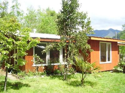 Cabaña Casa En Caburgua Equipada 8 Personas, 3 Dorm 2 Baños