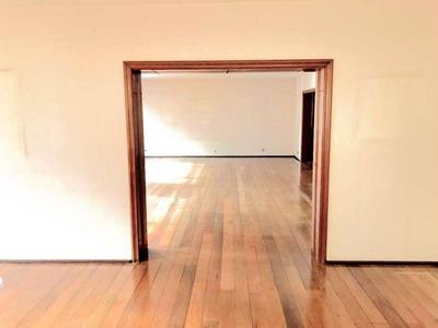 Higienópolis Apartamento Com 4 Ou Mais Dormitórios E 3 Vagas, Muito Espaço Para Você - Ap0706