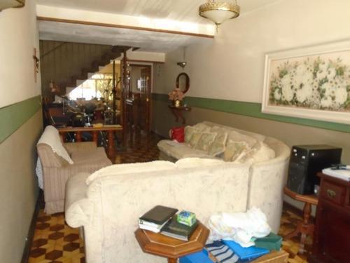 Sobrado Com 3 Dormitórios À Venda, 170 M² Por R$ 699.000,00 - Vila Monte Alegre - São Paulo/sp - So0527