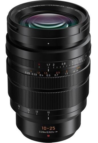 Panasonic Leica 10-25mm F1.7 P/ Bmpcc4k Gh5s C/ Recibo