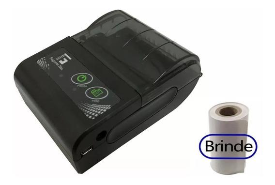 Mini Impressora Termica Bluetooth Cupon Pedido Aposta 58mm