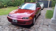 Honda Civic Drex 1.6 1994 Full 30.000km