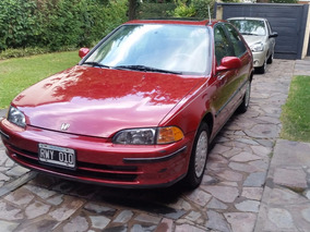 Honda Civic Drex 1.6 1994 Full 30.000km