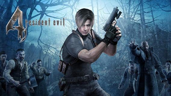 Resident Evil 4 - Nintendo Switch - Digital - Código - Eshop