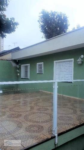 Casa Térrea - Saúde. - Ca0135