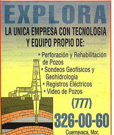 Imagen 1 de 8 de Perforacion De Pozos Y Estudios Geofisicos Para Agua